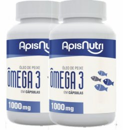 Ômega 3 1000mg (60 Caps)