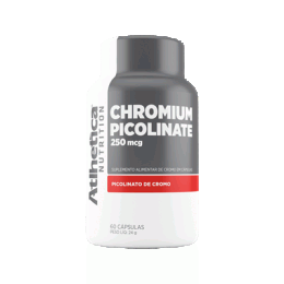 Chromium Picolinate (60 caps)