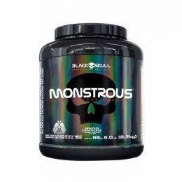 Monstrous (2,7kg) - Black Skull - Chocolate