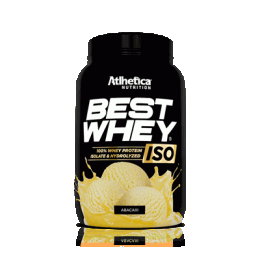 Best Whey Iso (900g) - abacaxi