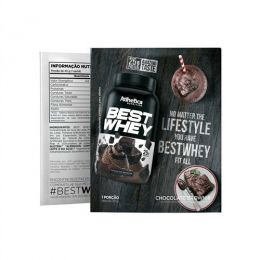 Best Whey Sachê (35g) - brownie