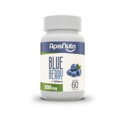 Blueberry 500mg (60 caps)