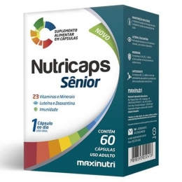 Nutricaps Sênior (60 caps)